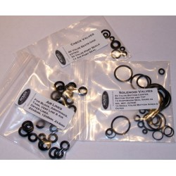 EAS Air Suspension Valve Block O-Ring Rebuild Kit Range Rover P38 MKII 1995-2002 and Classic 1992-2002