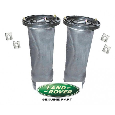Rear Discovery 2 OEM 'ContiTech' Air Spring & Clips 1998-2004