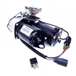 Hitachi OEM EAS Air Suspension Compressor Discovery 3 LR3, Discovery 4 LR4 & Range Rover Sport RRS 2005-Onwards