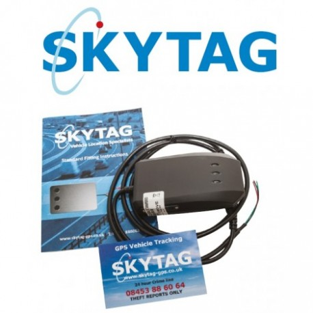Land Rover Skytag GPS Security Tracking System