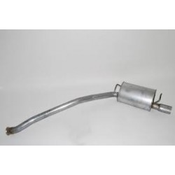 Range Rover P38 MKII V8 Petrol Rear Single Exhaust Pipe 1995-2002