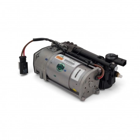 BMW 5 Series (F11) Wagon & Gran Turismo Crossover  (F07) Air Suspension Compressor Pump/Dryer Assembly 2010-2014