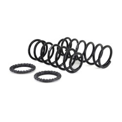 Toyota Lexus GX470 Rear Air To Coil Spring Conversion Kit 2002-2009