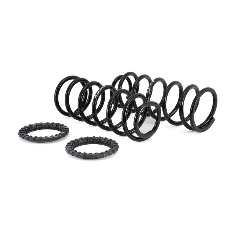 toyota lexus gx470 rear air to coil spring conversion kit