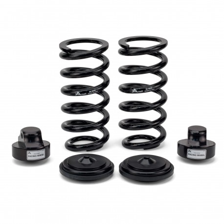 Rear Air to Coil Spring Mercedes-Benz E-Class W211 Wagon) w/Rear Levelling, wo/ADS Conversion Kit 2002-2009