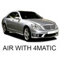 W221 AIR 2007-2012 S-Class With AIRMATIC Suspension Fitted and 4Matic.