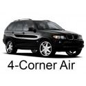 BMW X5 E53 1999-2006 (4 corner air suspension)