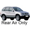 BMW X5 E53 1999-2006 (rear air suspension fitted only)